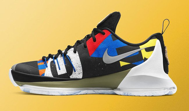 Nike KD 8 All Star Kevin Durant