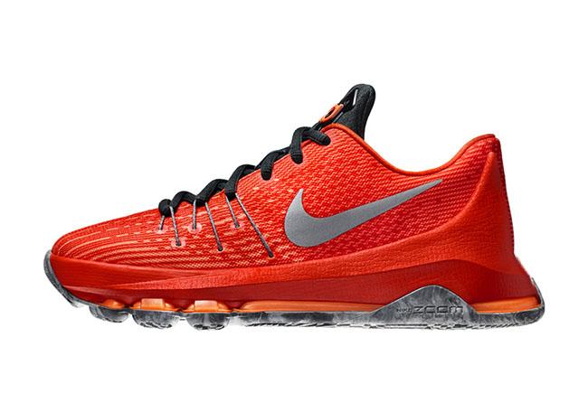 Nike KD 8 Court Glider