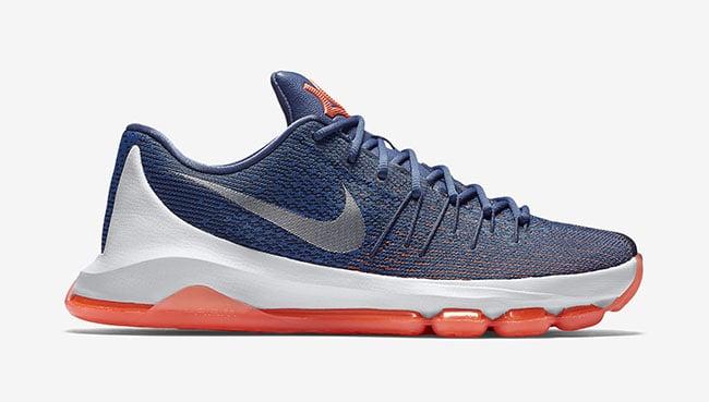 Nike KD 8 Ocean Fog Blue