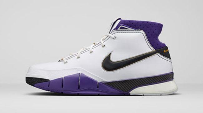 4b8331db839 Nike Kobe 1 81 Points