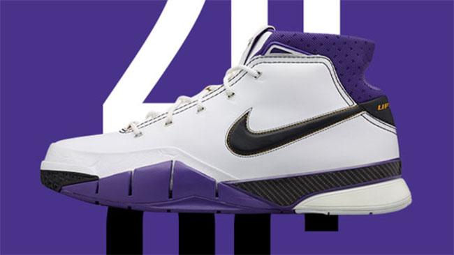 Nike Kobe 1 81 Points | SneakerFiles
