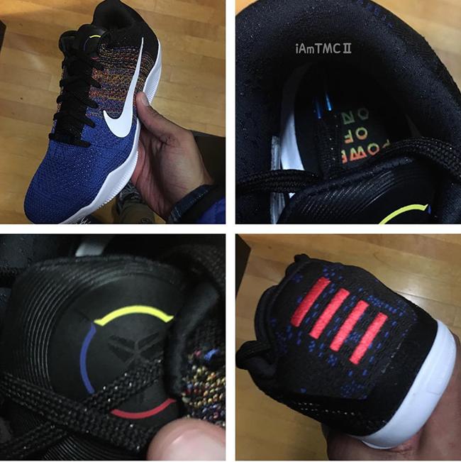 Nike Kobe 11 BHM Black History Month