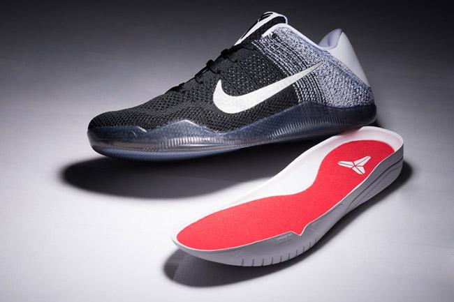 Nike Kobe 11 Black White Court Purple
