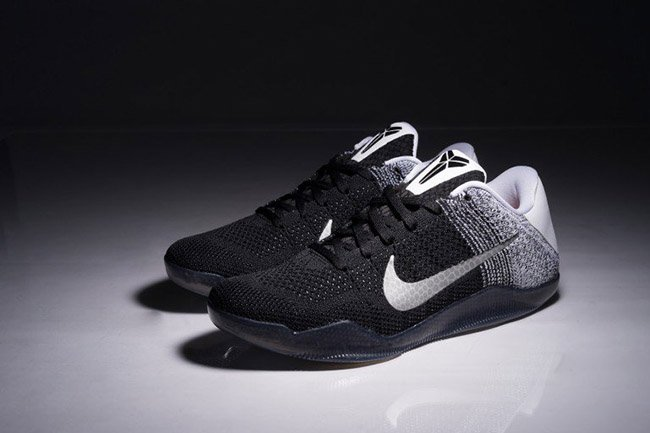 info for ff13e ebe0d Nike Kobe 11 Black White Court Purple
