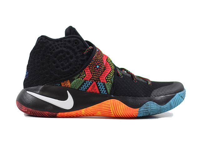 Nike Kyrie 2 BHM Release Date