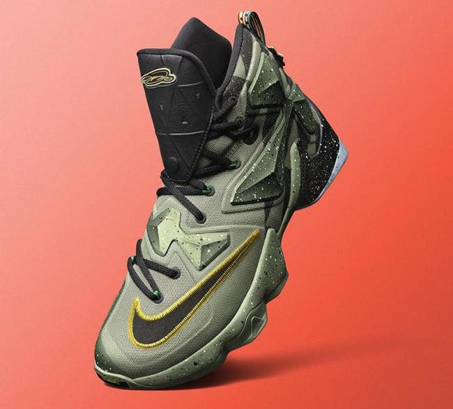 quality design d1292 52801 Nike LeBron 13 All Star LeBron James