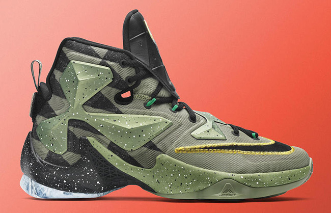 655e68f88d9a Nike LeBron 13 All Star LeBron James