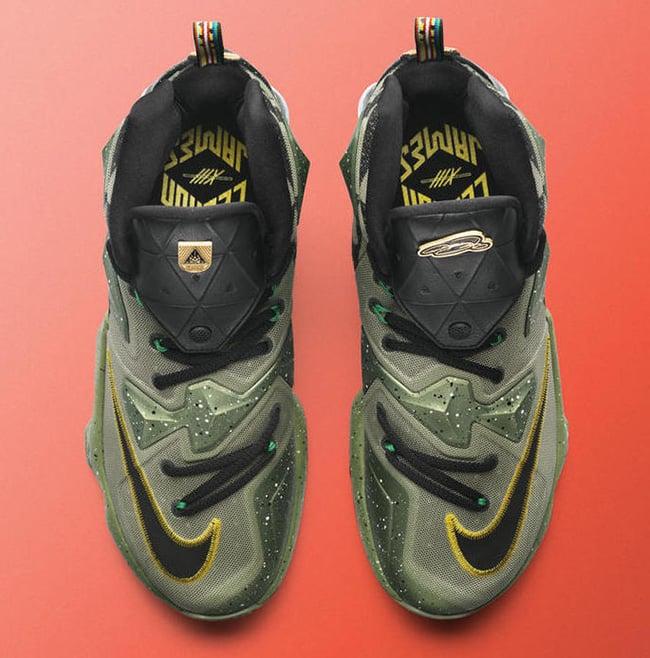 quality design 945c5 ed2cd Nike LeBron 13 All Star LeBron James