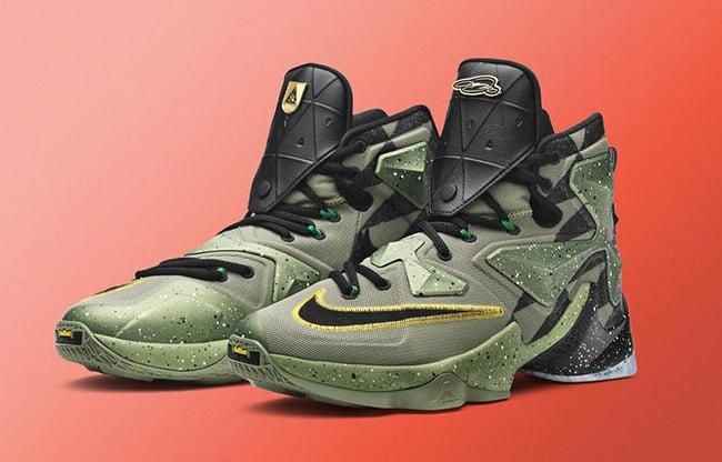 Nike LeBron 13 All Star LeBron James