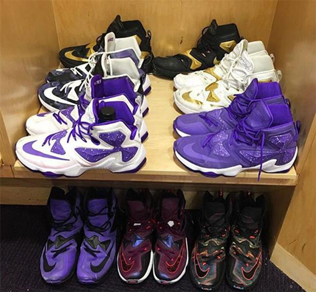 Nike LeBron 13 Ben Simmons