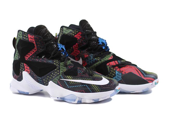 Nike LeBron 13 BHM Release Date