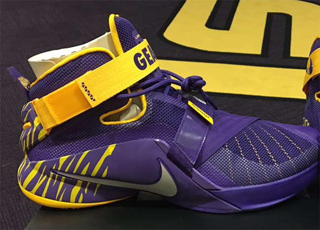 purchase cheap 6841a 8341d ... Ben Simmons Receives Another Nike LeBron Soldier 9 ...