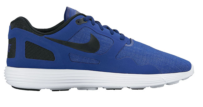 Nike Lunar Flow 2016 Blue Black