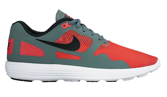 Nike Lunar Flow 2016 Red Grey