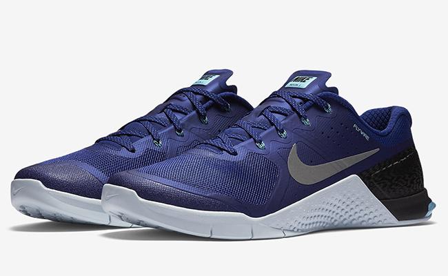 Nike Metcon 2 Amplify Purple Teal