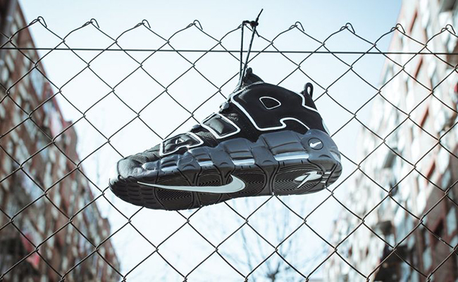 Nike More Uptempo 2016 Retail Price