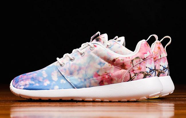 Nike Roshe One Cherry Blossom