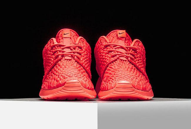 Nike Roshe One DMB Red Diamondback