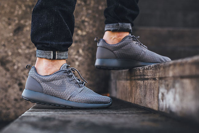 Nike Roshe One Hyperfuse Cool Grey