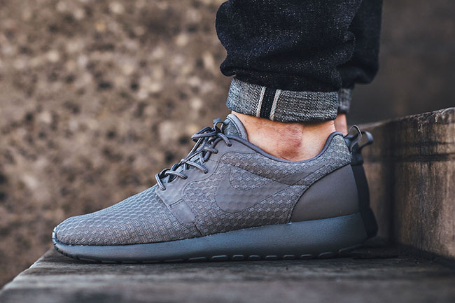 Nike Roshe One Hyperfuse Blue