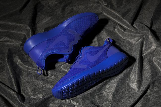 Nike Roshe One Hyperfuse Blue