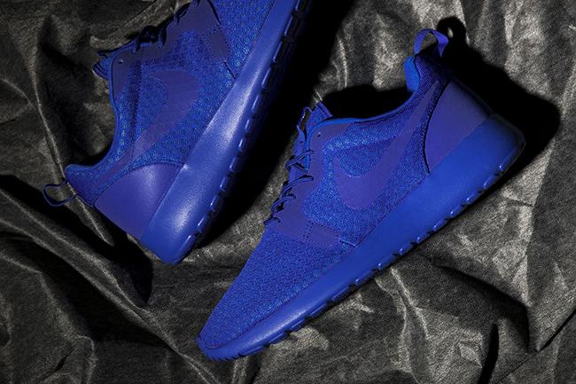 Nike Roshe One Hyperfuse Racer Blue