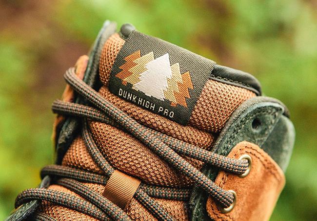 Nike SB Dunk High Premium Homegrown