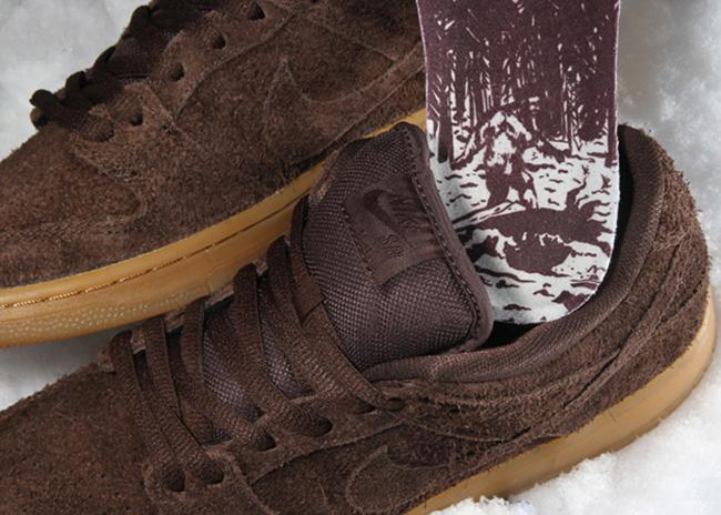 Nike SB Dunk Low Bigfoot
