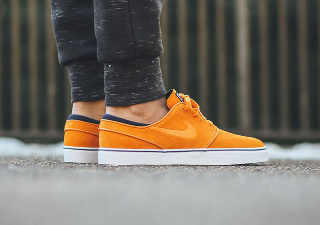 Nike SB Stefan Janoski Sunset Orange