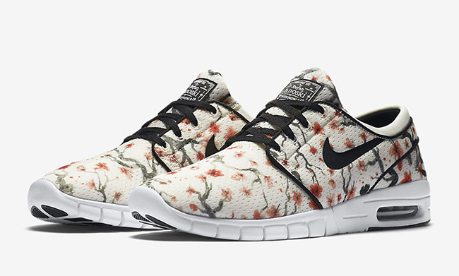 best service de29b 62e66 Nike SB Stefan Janoski Max Cherry Blossom