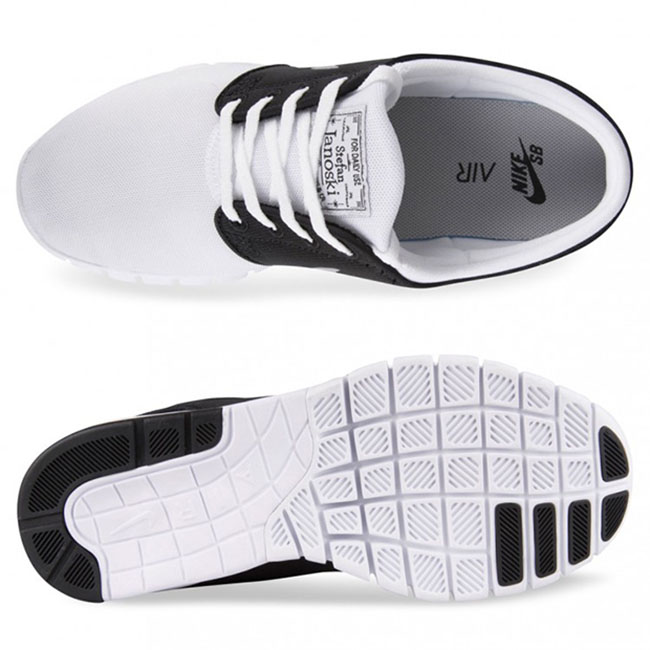 Nike SB Stefan Janoski Max Orca Black White