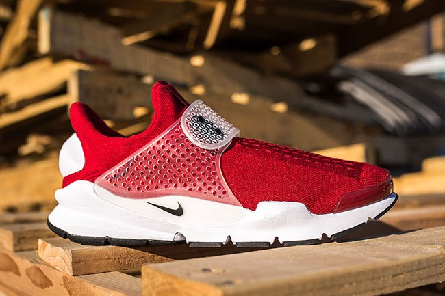 promo code 3baea 9ae0d Nike Sock Dart Gym Red