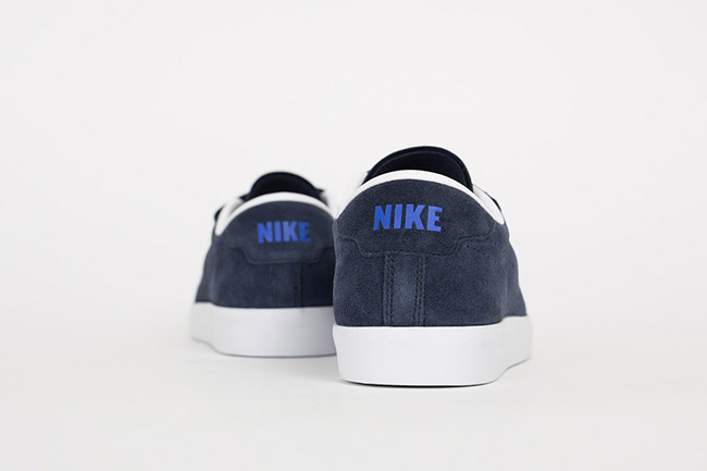 Nike Tennis Classic AC Velcro Blue
