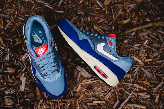 Nike WMNS Air Max 1 Essential Blue Grey