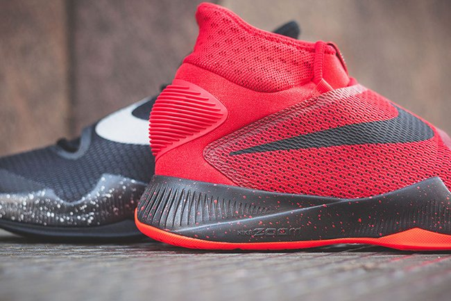 Nike Zoom HyperRev 2016 Red Black
