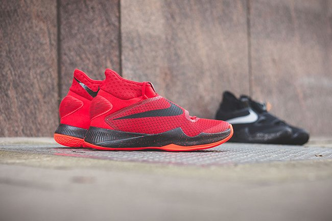 Nike Zoom HyperRev 2016 Red Black | SneakerFiles