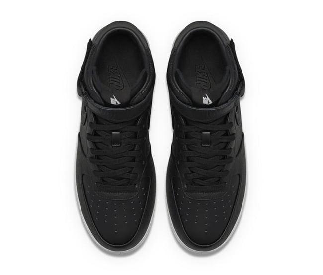 NikeLab Air Force 1 Mid CMFT Black
