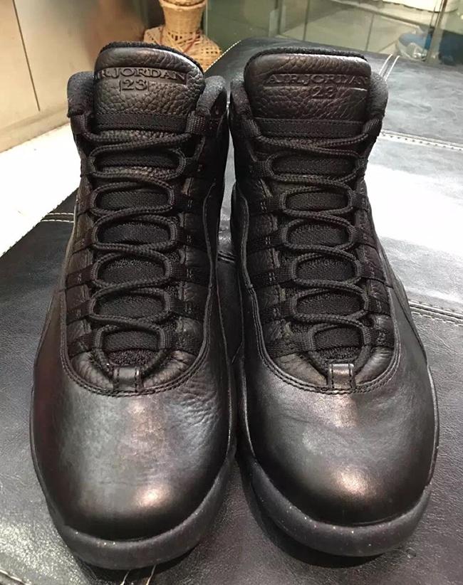 Nike Air Jordan 10 Retro Nyc