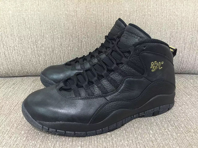 NYC Air Jordan 10 Retro City Pack