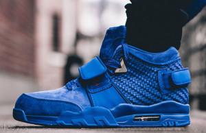 On Foot Nike Air Cruz Rush Blue