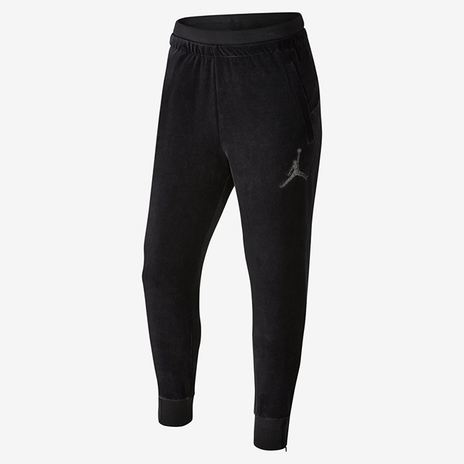 OVO Air Jordan Velour Pants