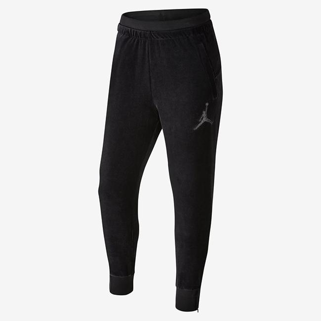OVO Air Jordan Velour Pants