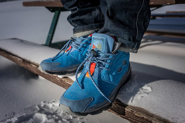 Packer Shoes Reebok Furylite Chukka Winter