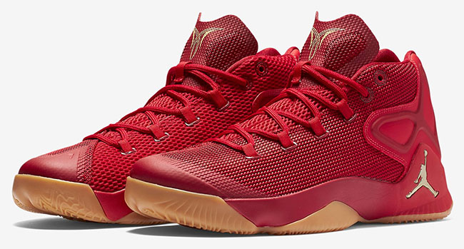 Red Gum Jordan Melo M12