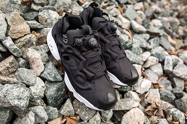 Reebok Insta Pump Fury Black