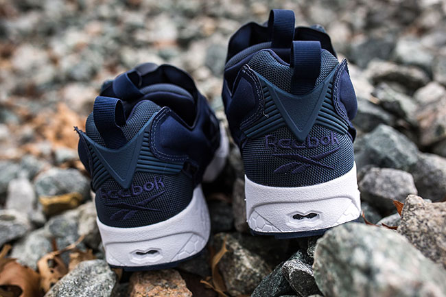 Reebok Insta Pump Fury Navy Blue