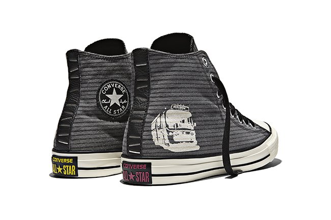 Sex Pistols Converse Chuck Taylor All Star