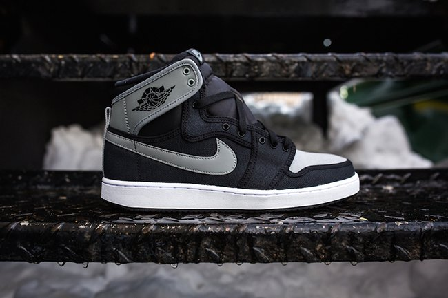 Shadow Air Jordan 1 KO Release