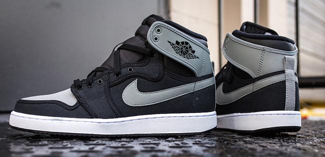 Shadow Air Jordan 1 KO Release