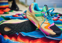 Shoe Gallery Saucony Grid 9000 Surf